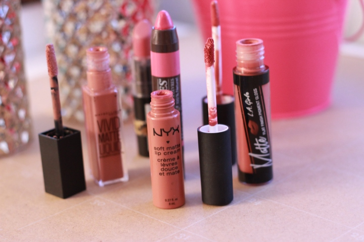 Drugstore Nude Lip Colors For Brown Girls