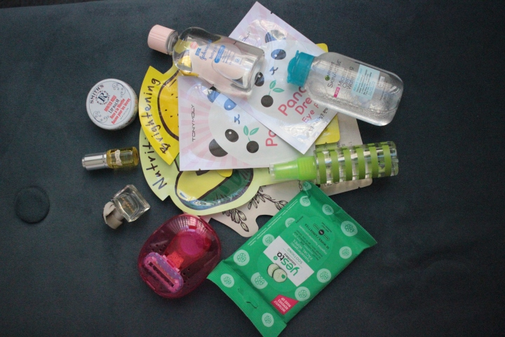 Travel Beauty and SkincareProducts