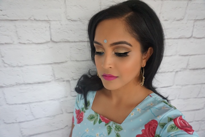Glam Desi Wedding Makeup