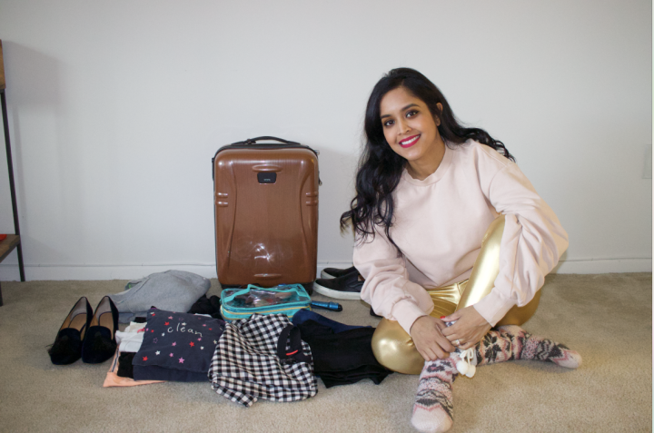 Packing Tips For A Weekend Trip
